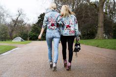 Street Style at London Fashion Week Fall 2016   POPSUGAR Fashion
