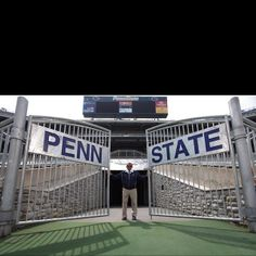 Penn State Proud We are because he was....