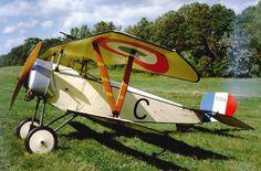 Nieuport 11, 1334.