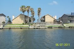 BRING THE BOAT! Condo with Dock - vacation rental in Corpus Christi, Texas. View more: #CorpusChristiTexasVacationRentals