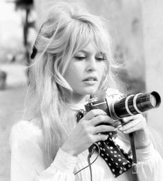 """""""Every age can be enchanting, provided you live within it."""" - Brigette Bardot"""