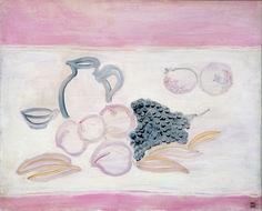 Sanyu, 'Still Life with Fruits', 1930
