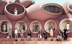Is this the best (bubbly) resort show setting yet? http://www.dazeddigital.com/fashion/article/24716/1/raf-simons-on-his-surrealist-showcase