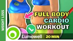 Cardio exercises to burn abdominal fat and shape your body. Improve your health and tone your entire Complete Ab Workout, Beginner Workout At Home, Cardio Workout At Home, Abs Workout Routines, Toning Workouts, Fun Workouts, At Home Workouts, Exercises, Lose Tummy Fat