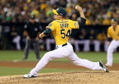 Sonny Gray: Soon to be shutting down hitters in a stadium near you...