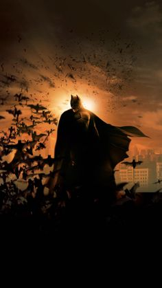 Batman Begins Phone Wallpaper Batman Begins Phone Wallpaper Batman The Dark Knight, The Dark Knight Trilogy, Batman Dark, Batman Vs Superman, Batman Robin, Batman Christian Bale, Batman Begins, Batman Wallpaper Iphone, Batman Arkham City