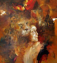 Art by viktorie chaloupkova Painting, Art