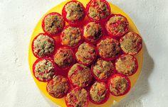 10 pomodori ripieni