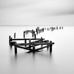 A stunning long exposure seascape by Rob Cherry