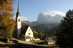 Chiesa di San Giacomo a Ortisei, Alto Adige