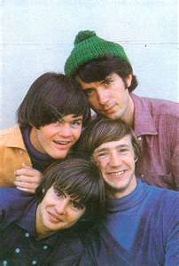 I adored the Monkees.