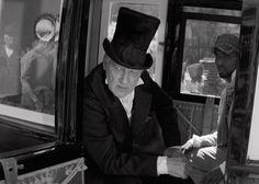 Werner Herzog in Edgar Reitz's Home From Home (2013).
