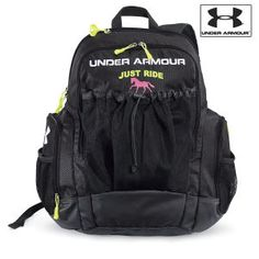 Under Armour Riders Backpack - Western Wear, Equestrian Inspired Clothing, Jewelry, Home Décor, Gifts
