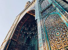 To be honest, seeing Saint Petersburg Mosque is not even on my original bucket list. Though after serendipity brought me into finding such gorgeous piece of art, I know now that it should have been on my bucket list. I was just from St. Isaac's cathedral and was originally on my way to the Hermitage Museum when the dome of the mosque caught my eye. It is also the largest mosque in the European side of Russia and the largest mosque in Europe excluding Turkey.