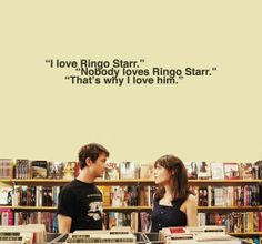 500 Days of Summer… I really need to watch this movie.