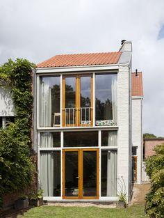 House Mortsel (extension) | Mortsel, Belgium | Bovenbouw | photo © Karin Borghouts