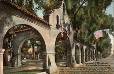 Chapter 14: Spanish Colonial Revival; Glenwood Hotel, Mission Revival