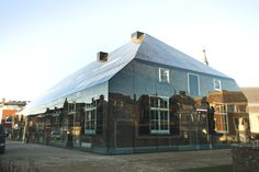 The Netherlands http://neoplaces.com/2013/05/10/le-reflet-dune-ferme-a-farms-reflect/