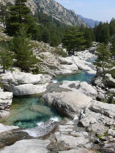 Vallée de Restonica