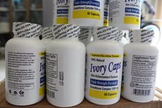 Ivory Caps Skin Whitening Capsules have helped millions of people, both men and women, to get fair complexion and ageless skin forever. The ingredients in the Ivory Caps Skin Whitening Capsules are minutely selected from the nature. The ingredients are then mixed with each other in accurate percentages to prepare world's best skin whitening capsules called Ivory Caps Skin Whitening Capsules.