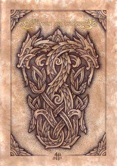 celtic dragons - Google Search