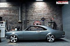 Holden HT Monaro side
