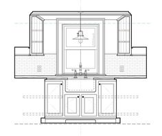 Laundry room Construction Documents, Drawing Interior, Architecture Details, Laundry Room, Doodles, Sketch, Floor Plans, Interiors, Flooring