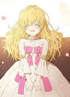 Suddenly became a princess one day - Athy kawaii deshou deshou face Kawaii Anime Girl, Anime Art Girl, Manga Girl, Familia Anime, Webtoon Comics, Anime Child, Manhwa Manga, Beautiful Anime Girl, Anime Outfits