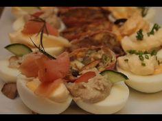 Dania Wielkanocne, Wielkanoc, KitchenBook - YouTube Sushi, Cooking Recipes, Cheese, Ethnic Recipes, Food, Youtube, Chef Recipes, Essen, Eten