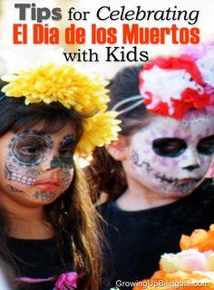 Tips for Celebrating El Dia de los Muertos with Kids