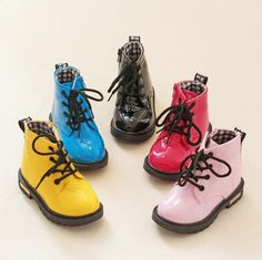 Children Leather Boots Female Male Martin Boots Boys Girls Single Shoes Little Girl Spring Baby Boots Kids Sneaker Free Shipping - http://bootsportal.net/?product=children-leather-boots-female-male-martin-boots-boys-girls-single-shoes-little-girl-spring-baby-boots-kids-sneaker-free-shipping