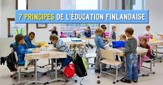 7 Principes de l'éducation finlandaise