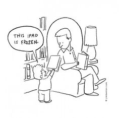 The future of books as seen in these 15 funny cartoons
