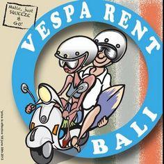 Vespa Rent Bali