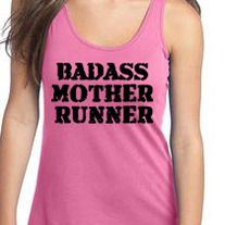 *Bad Ass Mother Runner* I love RUN LIKE A MOTHER -if you're a mother runner, check them out!
