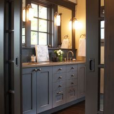 Traditional Bathroom Masculine Design, Pictures, Remodel, Decor and Ideas - page 2