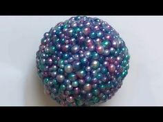 Slime Pressing - Relaxing Slime ASMR | Oddly Satisfying !! - YouTube