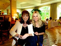 With Alana Stewart