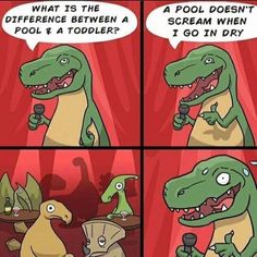 The reason why the dinosaurs had to die