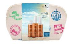 Ya esta disponible el nuevo pack de viaje de Bonacure para el cuidado de tu cabello este Verano siempre en www.siscopel.es