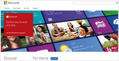 *** For a limited time, upgrade to Windows 8 Pro at a great price. Web Design Tools, Tool Design, Microsoft, Web Development Tools, Web Mobile, List Of Websites, Windows Phone, Windows 8, Apps