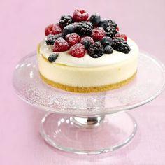 April - March Mini Cheesecakes