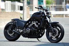 YAMAHA MOTORCYCLE CUSTOM