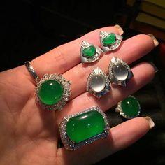 #jewellry #jewelry #gem #jade #jadeite