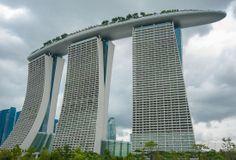 Singapore Architecture   Magali Pagani