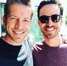 Sean and Colin