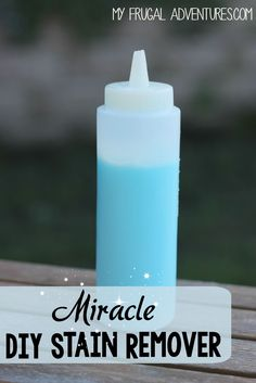 Miracle DIY stain remover