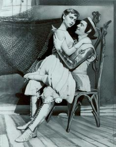 February 18, 1954: ONDINE, starring Audrey Hepburn and Mel Ferrer, opens at the 46th Street Theatre