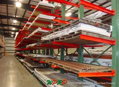 #MaterialHandling #TuesdayTip  Did you know Cantilever uprights must have full contact with the ground if shims are used for a sloped floor? This means that the installer will need to grout the entire base of the upright after shims are installed. www.wprpwholesalepalletrack.com
