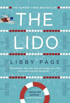 Booktopia has The Lido, The most uplifting, feel-good summer read of the year by Libby Page. Buy a discounted Paperback of The Lido online from Australia's leading online bookstore. Best Summer Reads, Books To Read, My Books, Summer Books, Beautiful Book Covers, Reading Challenge, Inspirational Books, Book Reader, Book Cover Design